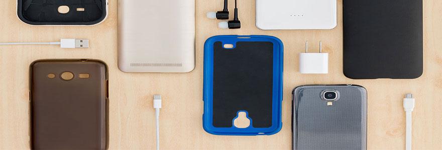 accessoires pour vos smartphones